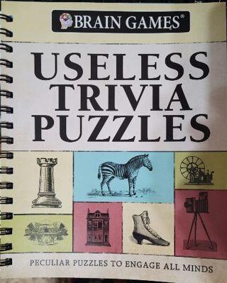 Useless Trivia Puzzles