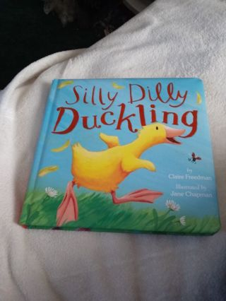 New Book Silly Dilly Duckling