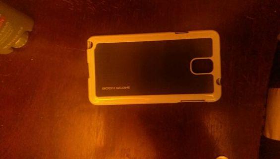 Optimistic pro g phone case