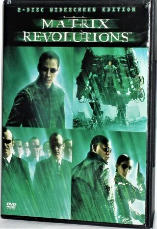 DVD: Matrix Revolutions