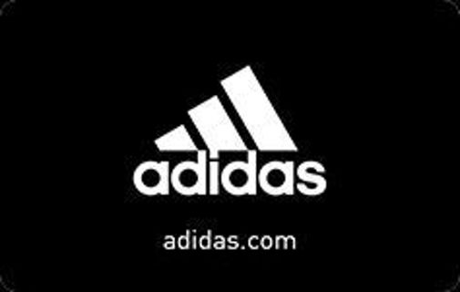 $5 ADIDAS Gift Code Digital Delivery Only