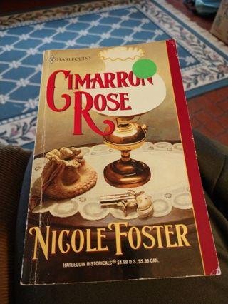 Cimarron Rose by Nichole Foster (paperback)