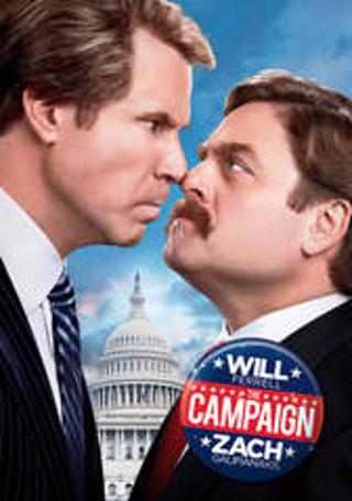 "The Campaign ""HDX"" Digital Movie Code Only UV Ultraviolet Vudu MA"