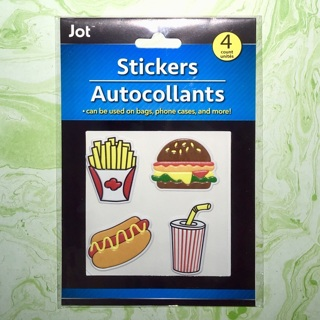1 New Pack of Decorative Stickers, for Phone Cases, Laptops, etc.