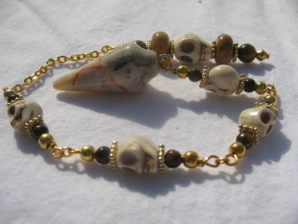 Stone & Skulls Pendulum! *Read all about it!*