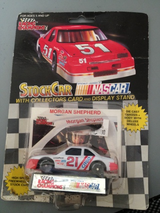 1991 racing champions car
