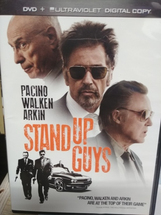 STAND UP GUYS   GREAT MOVIE