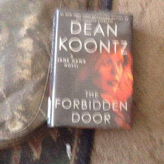Book forbidden door