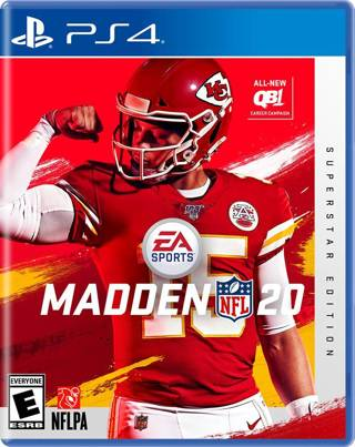 Madden NFL 20 Superstar Edition - PlayStation 4