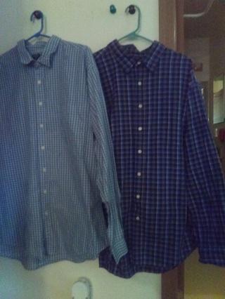 Cherokee Set Of 2 XXL Shirts