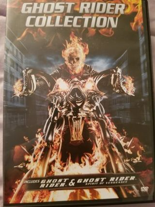 Ghost Rider 2 Disc Collection