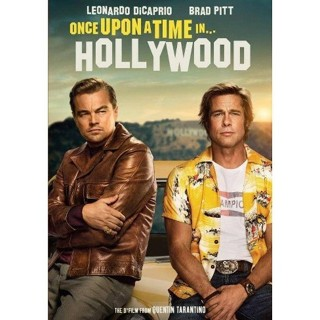 Once Upon a Time in...Hollywood Digital HD Code