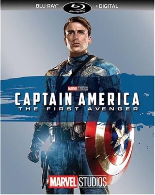 Captain America The First Avenger-digital code only