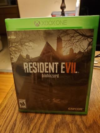 Resident Evil 7 Biohazard XBOX ONE Brand New Factory Sealed