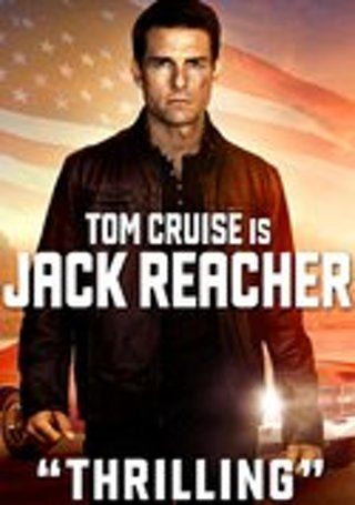 Jack Reacher uv vudu digital movie ultraviolet