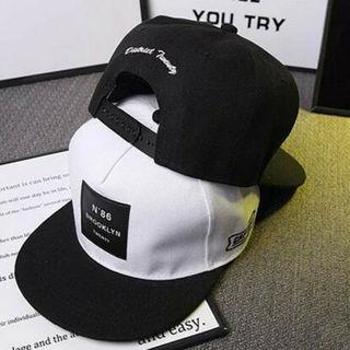 Fashion Men Women Bboy Hip Hop Adjustable Baseball Cotton Snapback Hat Cap Gift