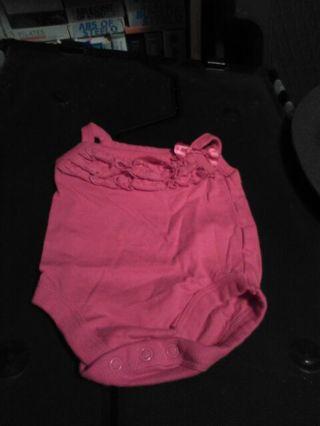 Newborn Carter's Onesie shirt
