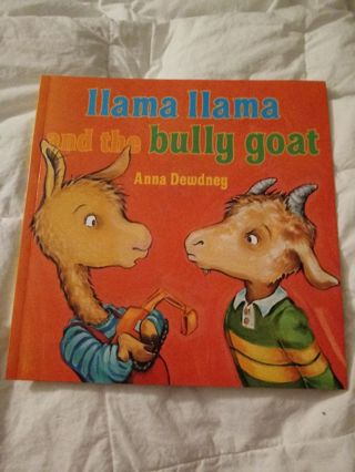 New Llama Llama and the Bully Goat