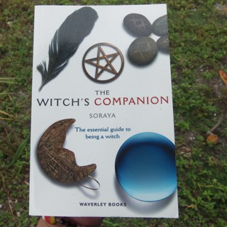 THE WITCH'S COMPANION ☽✪☾ Witchcraft Spells Wicca Witch Magick Paganism ~ FREE SHIPPING