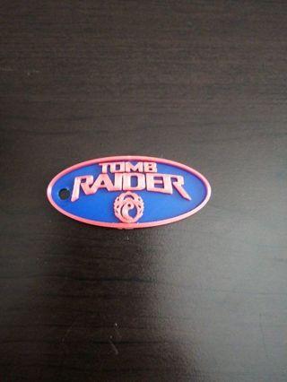 Tomb Raider keychain