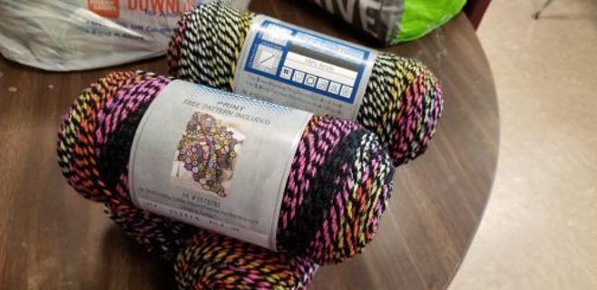 I love this yarn Electricana