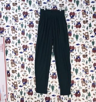 Sweatpants Super Soft green sweats fuzzy PARACHUTE FLEECE