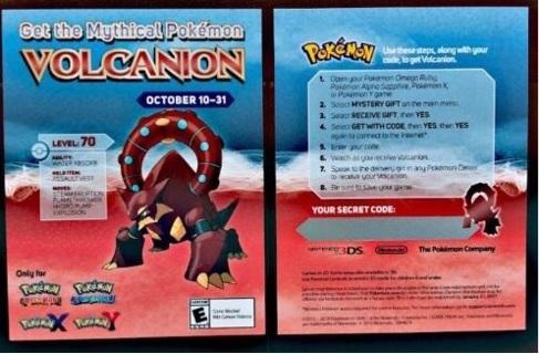Free pokemon x codes - Vitamine shoppee