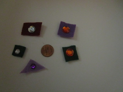 5 more newly made magnets