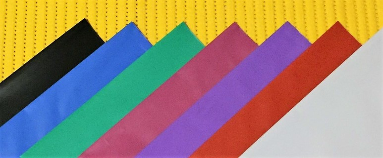 """7 COLOR 7.5"""" x 10.5"""" Poly Mailers"""