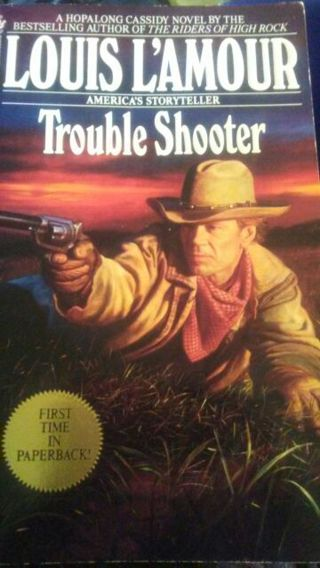 Louis L'amour, Trouble Shooter