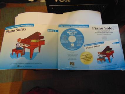 Hal Leonard Student Piano Library Book 1