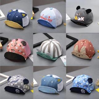 Fashion Baby Boys Girls Hat Soft  Baseball Cap Baby Summer Hats Newborn Baby Boy Beret