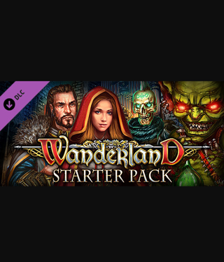 Wanderland dlc: Starter Pack steam key
