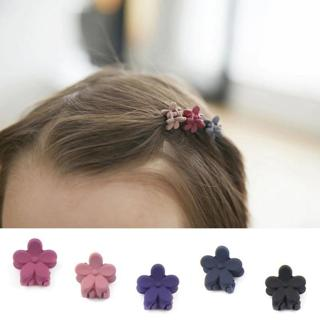 ideacherry 10 PCS Mini Hairpins New Kids Children Accessories Hairpins Baby Fabric Bow Flower Head