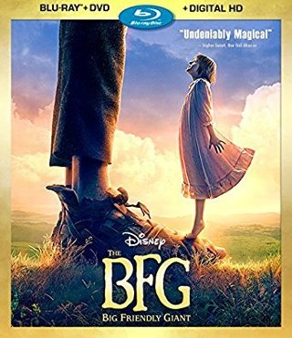 The BFG (Digital HD Download Code Only) **Great Family Movie**