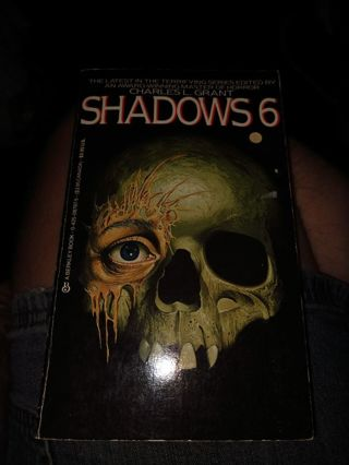 Shadows 6 by Charles Grant (paperback)