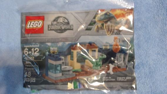 New Lego Jurassic World 48 pcs.