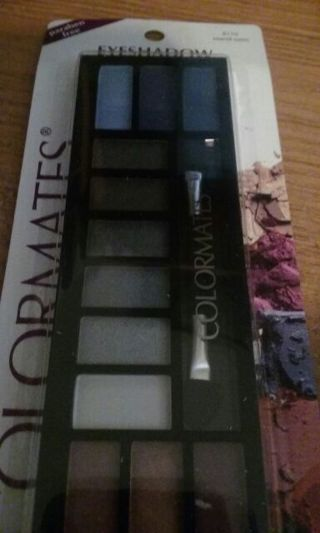 BNIP- COLORMATES EYESHADOW