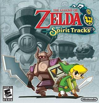 The Legend of Zelda: Spirit Tracks - Wii U [Digital Code] Nintendo