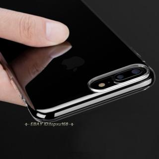 Ultra Slim Hard CLEAR Transparent Rigid Plastic case cover For iPhone XS MAX XR