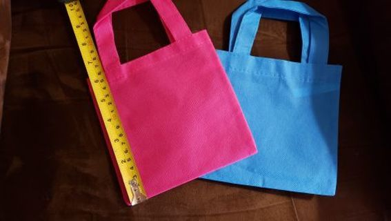 2 small canvas bags #2