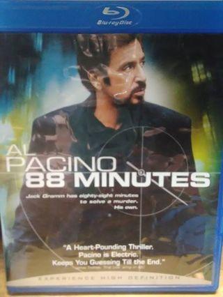88 Minutes ~ Blu Ray
