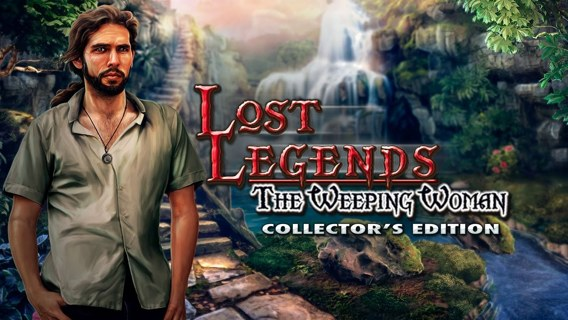 Lost Legends: The Weeping Woman Collector's Edition (Steam Key)