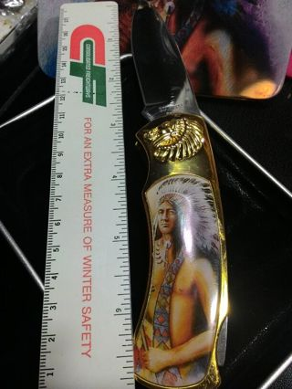 Cool Collector Knife
