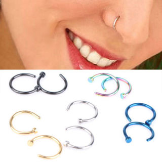 5pcs Jewelry Piercing Studs new