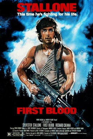 First Blood R 1982 ‧ HD - DIGITAL CODE ( READ FIRST)
