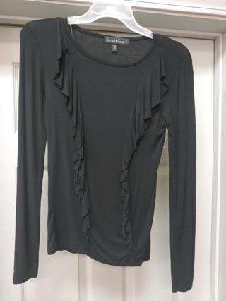 NwOT! Derek Heart Ladies Shirt --Size S