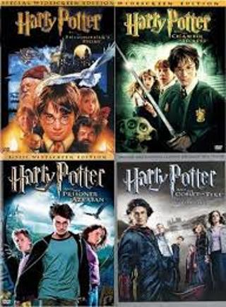 Free: Harry Potter 1-4 UV Ultraviolet Digital Copy Code
