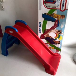 NEW Little Tikes First Slide, Red/Blue FREE SHIPPING