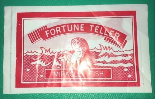 Fortune Teller Miracle Fish # 1